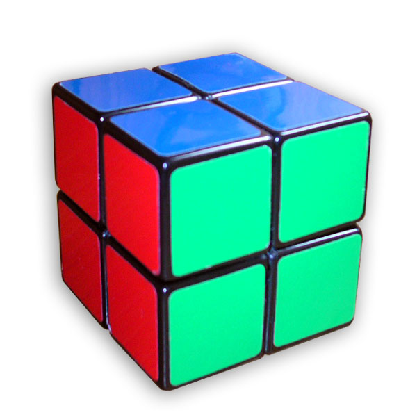 Pocket cube solved