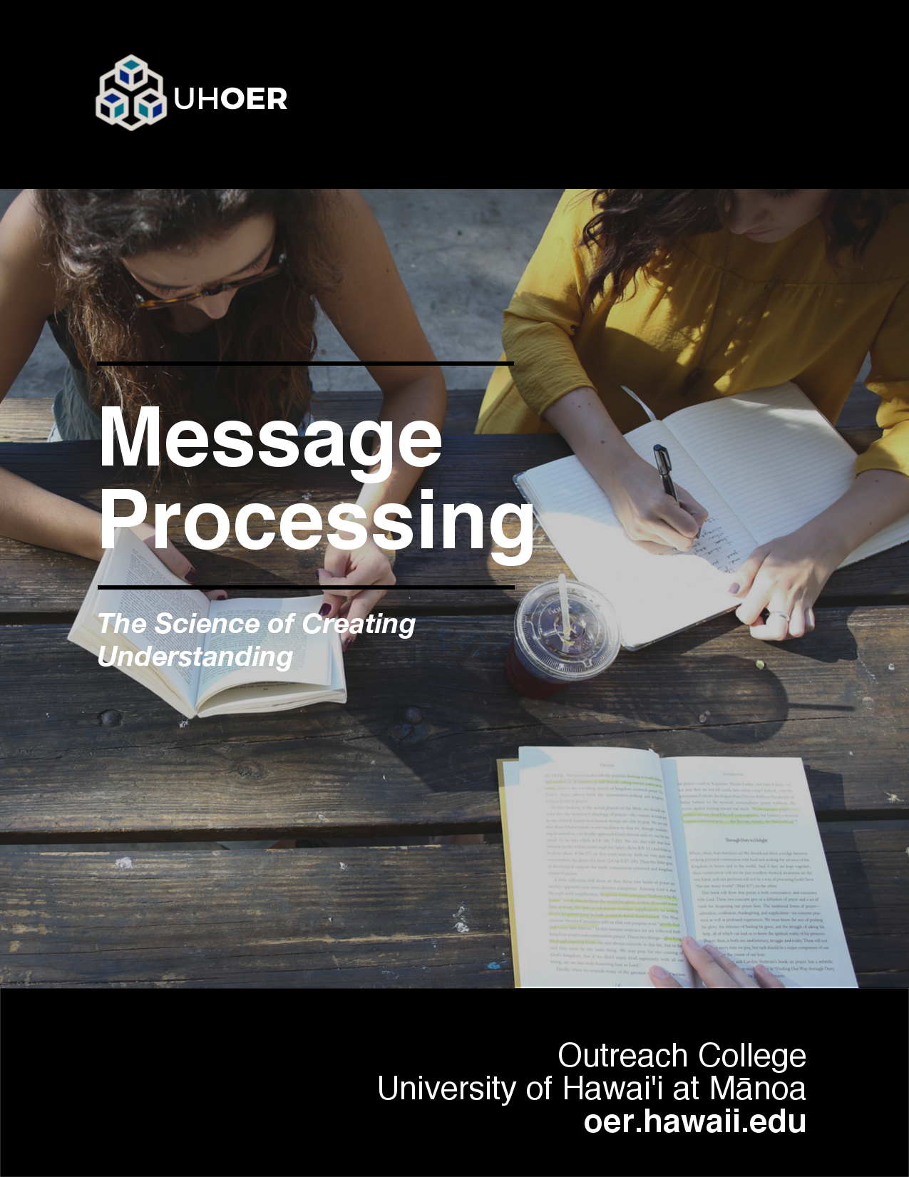 Cover image for Message Processing: The Science of Creating Understanding