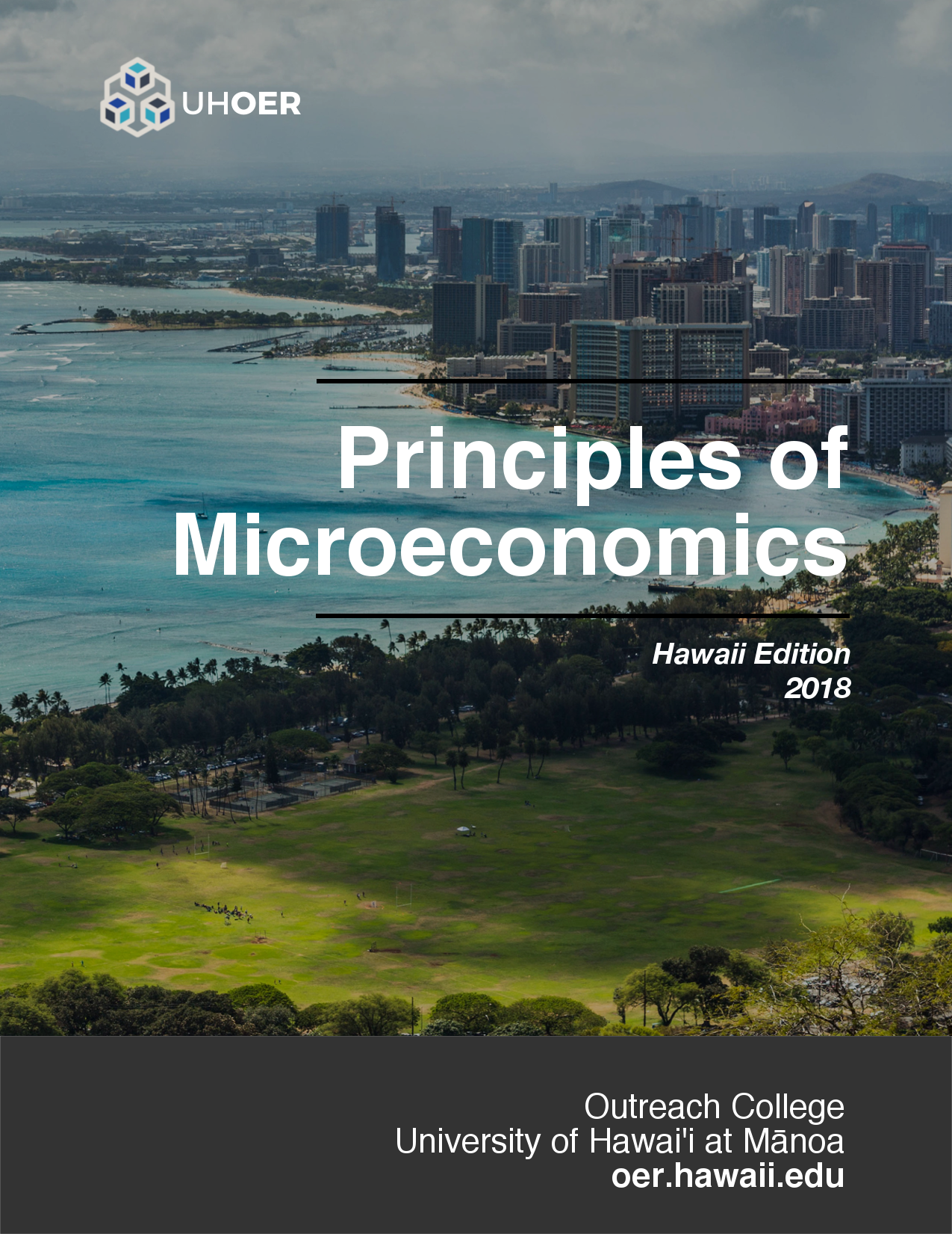 Cover image for Principles of Microeconomics - Hawaii Edition